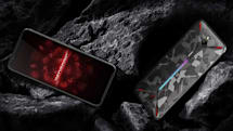 冷却ファン内蔵ゲーミングスマホNubia Red Magic 3発表