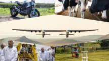 5G対応ウシ・民間月探査機、2号機計画始動・ついに離陸!世界最大の航空機: #egjp 週末版160