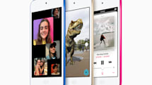 Apple 為 iPod touch 換上 A10 晶片並加入 256GB 選項