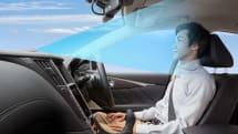 手放しクルージングOK、日産「プロパイロット2.0」発表。秋発売のスカイラインに搭載の運転支援システム