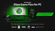 Xbox Game Pass 登陸 PC