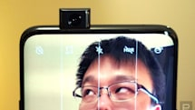 正式発表のOnePlus 7 Pro、せり出しカメラの頑丈さ誇示する動画。22.3kg吊っても大丈夫!