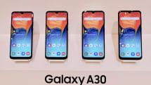 有機ELでFeliCaな3万円スマホ Galaxy A30、UQが6月発売