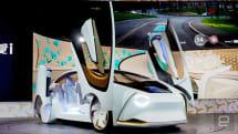 「自動運転で都市が変貌」トヨタ・パナ新会社、街づくりとテック融合