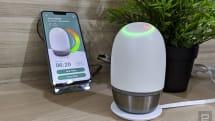 华硕的 PD100 是个帮你判断蔬果是否清洗干净的小工具