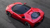 フェラーリ初の量産ハイブリッド「SF90ストラダーレ」発表。0-100km/h 2.5秒、跳ね馬史上最速謳う