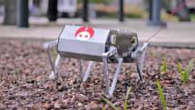 スタンフォード大学の学生、バク宙もできる四足歩行ロボを発表。製造コストは33万円未満