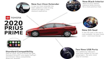 CarPlayやAlexaに対応 トヨタが5人乗り「プリウス プライム」を夏に発売