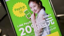 LINE Payが20%還元、6月1日から