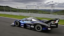 Watch Volkswagen's ID.R set an electric record at Nürburgring