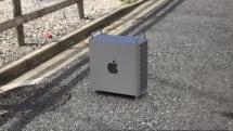 Mac ProをARで出現させる方法