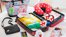 土管マリオのスーツケースにハテナブロックの圧縮袋、「スーパーマリオ トラベル」新作