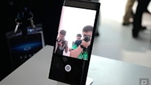 Oppo 的螢幕下自拍相機技術正式公開