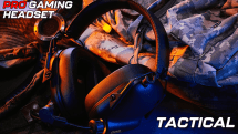 ゲーミングヘッドホンのススメ。軽量小型の7.1chモデル「Tactical Master」の実力をチェック (世永玲生)