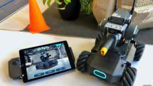 大疆机甲大师 S1 是一款售价 3,499 元的教育机器人
