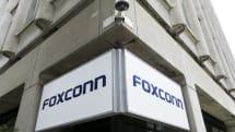 Foxconn創業者、中国から台湾への生産移転をアップルに促したと発言