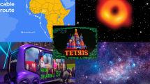 スマホでテトリスロイヤル・謎の高速電波バースト発生源特定・超大質量ブラックホールは星になる前に生まれる: #egjp 週末版171