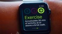 watchOS 6ではApple Watch単体でワークアウト詳細が確認できるように