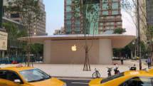 台湾で2店舗目となるアップルストア「Apple 信義 A13」が6月15日にオープン