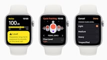 Apple Watch can help save your hearing and track your menstrual cycle