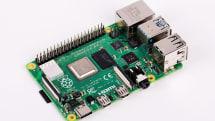 4K動画対応のRaspberry Pi 4発売。4コア1.6GHzプロセッサ搭載、USB 3.0、RAM1GB~4GB