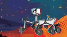 NASA、高校生以下対象の火星探査車命名コンテスト開催。希望者の名前を火星に届けるキャンペーンも