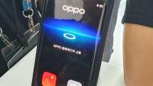OPPOがディスプレイ埋め込み型カメラを発表。ノッチはもはや時代遅れだ:MWC19上海