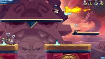 画面外に敵を吹っ飛ばせ!基本プレイ無料の対戦型アクション「Brawlhalla」:発掘!インディーゲーム(Steam)