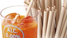 ワタミが「竹ストロー」、プラ製廃止