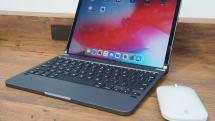 iPadOSのマウス操作を試す。Bluetoothマウスも利用可能