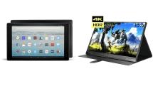 Amazonセール速報6月14日夕版|Fire HD 10が31%OFF、15.6型4Kモバイルモニターが15%OFF #セール #特価