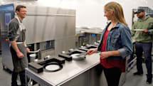 Robotic dishwasher saves restaurants from drudgery