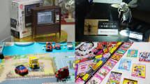 昭和家電からスズメバチまで「東京おもちゃショー2019」で見かけた渋いオモチャ