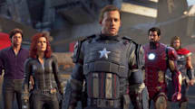 I'm worried about this 'Marvel's Avengers' game