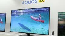 シャープ、新型4Kテレビ発売。最新Android OS搭載