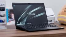 12.5型液晶のVAIO SX12発表。S11とほぼ同サイズでフルピッチキーボード搭載のモバイルノートPC