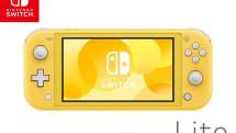 「Nintendo Switch Lite」発表、1万9980円で9月20日発売