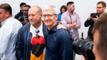 ジョニー・アイヴのアップル退社はCEOが製品開発に無関心だから?クック本人は反論(WSJ報道)