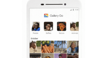 Google、軽量な写真管理アプリGallery Go発表