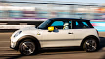 The Mini SE combines green power with go-gart handling