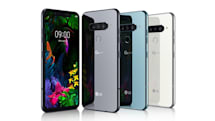 LG is finally making its high-end G8S phone available globally