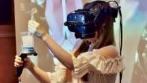 VRに味覚を付与、VAQSOが開発