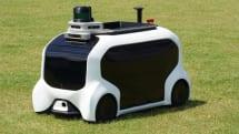 トヨタ、東京オリンピックに自動運転「やり運搬ロボ」を投入へ。ほかに人間型も