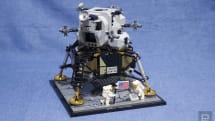活.科技:樂高月球登陸艇