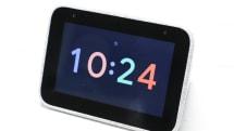 ポンと叩いてアラーム停止、「Lenovo Smart Clock」は期待以上の『目覚まし時計』だった