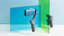 大疆新款的 Osmo Mobile 3 手持云台可以对折收纳
