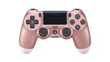 DualShock 4に新色4種が限定発売。「ローズ・ゴールド」は純正ワイヤレスヘッドセットにも