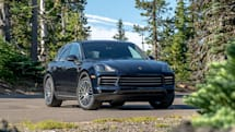 Porsche's Cayenne E-Hybrid is the company's 'just right' SUV