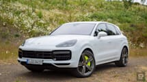Porsche's Cayenne Turbo S E-Hybrid makes a quick SUV even quicker