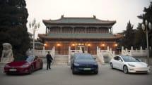 中國將免除多款 Tesla 車型購置稅
